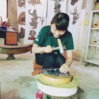 カンボジアで公衆衛生とクメール文化体験 星野萌花
